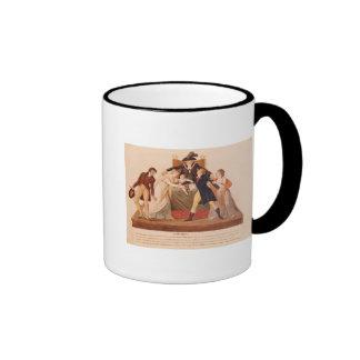 Divorce. The Reconciliation Ringer Coffee Mug