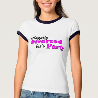 divorce tshirt