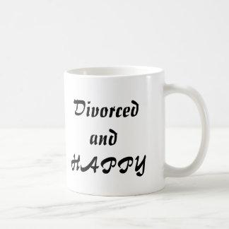 Divorced Basic White Mug