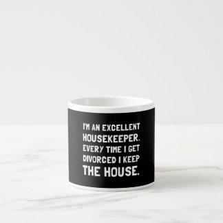 Divorced Housekeeper Espresso Mug