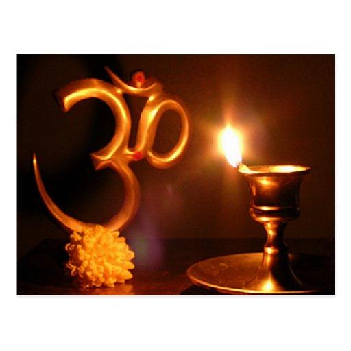 Diwali -4 post card