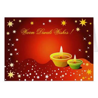 Diwali Greetings Greeting Card