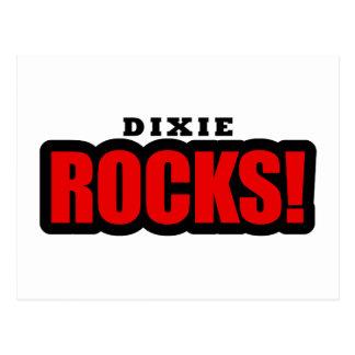 Dixie, Alabama Postcard