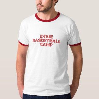 Dixie Basketball Camp retro shirt