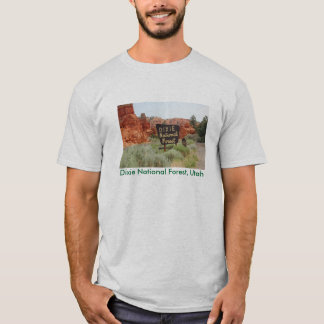 Dixie National Forest T-Shirt