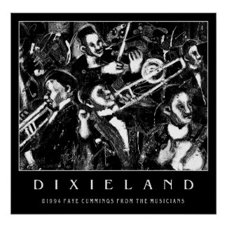 Dixieland Poster
