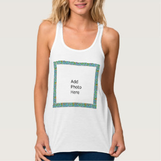DIY! Add Your Image! Photo! personalized Singlet