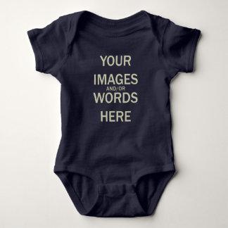 DIY - Baby Jersey Bodysuit