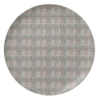 DIY background  Sparkling Garment Hangers template Plate