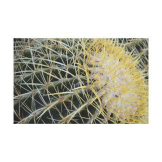 DIY - Cactus Canvas Wall Hanging
