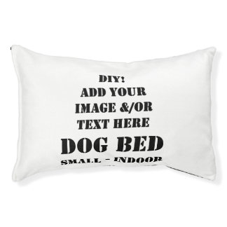 DIY Create Your Own Custom Dog Bed Small V01