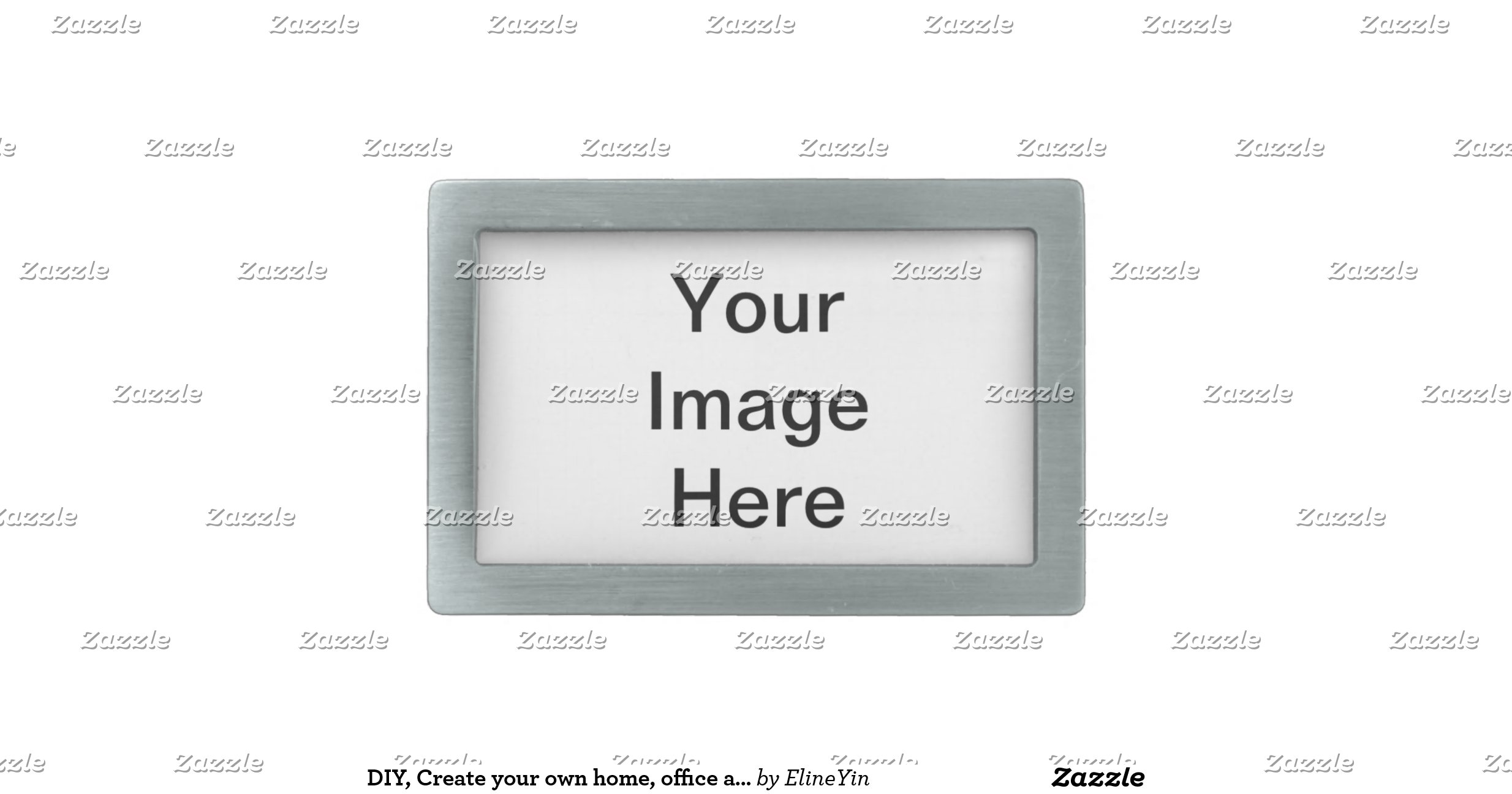 Diy create your own home office and business zazzle for Design your own property
