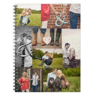 DIY Create Your Own Photo Notebook Journal