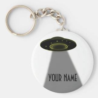 DIY CUSTOM UFO, WRITE YOUR NAME KEY CHAIN