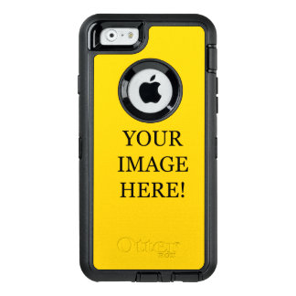 DIY DEFENDER! ADD YOUR IMAGE! MAKE YOUR OWN DESIGN OtterBox iPhone 6/6S CASE
