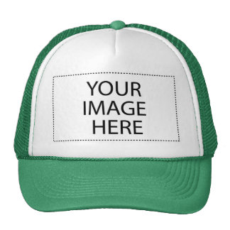 DIY Design Your  Gift Item Green or Other Colors Cap