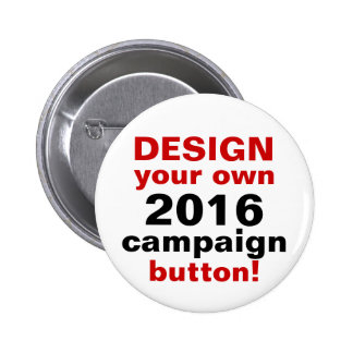 DIY Design Your Own Campaign Button Pin