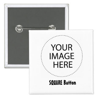 DIY Design your own Zazzle Gift items Collection 15 Cm Square Badge