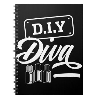 DIY Diva Note Book