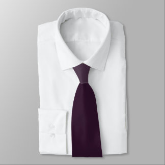 DIY GRADIENT COLOR, PURPLE, RUSTIC PLUM TIE