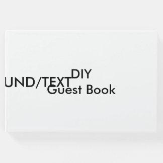 DIY Guest Book