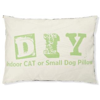 DIY - Indoor Small Dog / Cat Pillow