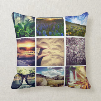 DIY Instagram Cushion