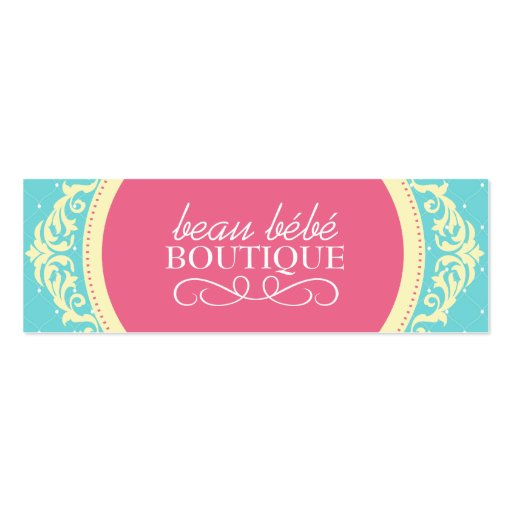 DIY Kids Boutique Hang Tags Pack Skinny Business