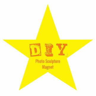 DIY - Magnet Photo Sculpture