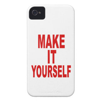 DIY Make It Yourself Custom iPhone 4/4S ID Case Case-Mate iPhone 4 Case