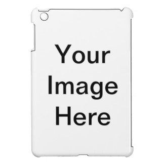 DIY Personalize Your Phone Case Template iPad Mini Covers