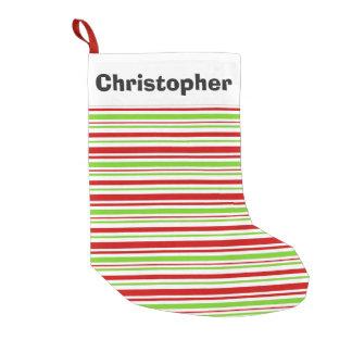 DIY Personalized - Print Christmas Stocking