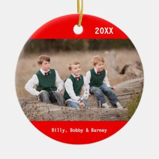DIY - Photo on an Ornament