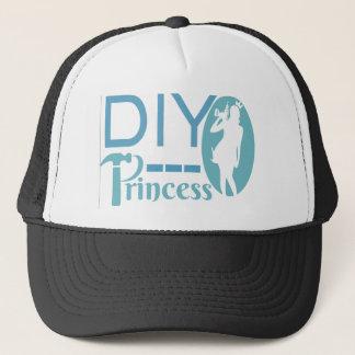 DIY Princess Trucker Hat