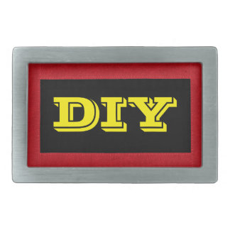 DIY RECTANGULAR BELT BUCKLE