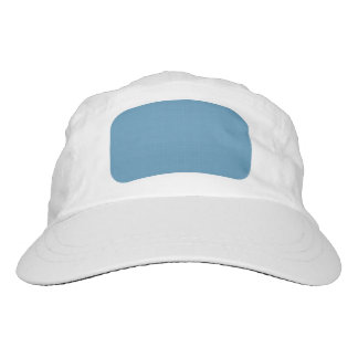 DIY ROUNDED RECTANGLE French Blue G03D Hat