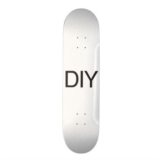 DIY CUSTOM SKATE BOARD