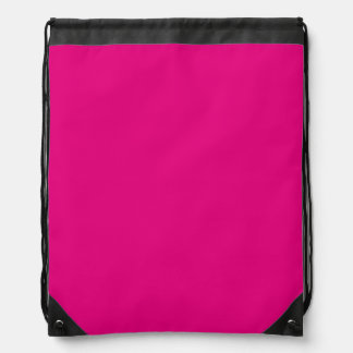 DIY Template add Photo TEXT 100 color options Drawstring Bag