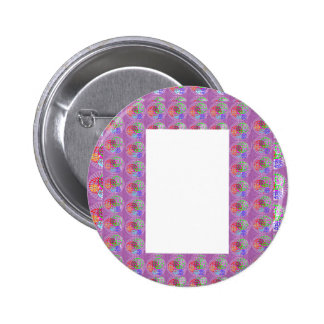 DIY Template Border Buy Blank Add Txt IMG  NVN187 6 Cm Round Badge