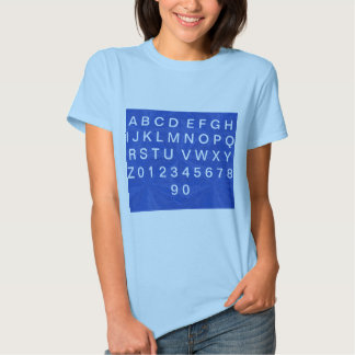 DIY - Template Color Patch  Text n Image Box Tshirt
