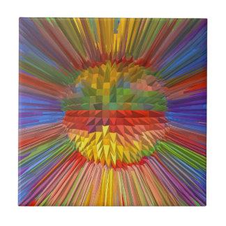 DIY Template Diamond Flower Digital Graphic GIFTS Ceramic Tile