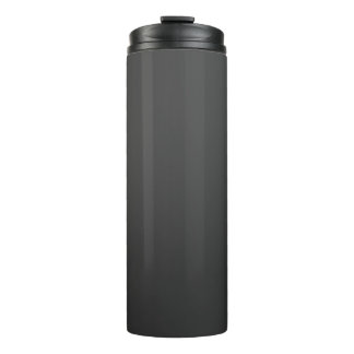 DIY Template easily add photo text Vacuum-sealed Thermal Tumbler