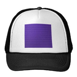 DIY Template Goodluck Crystal Holy Purple Texture Cap