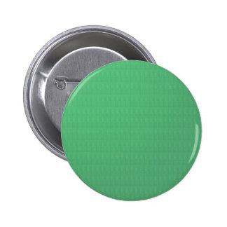 DIY Template GREEN Crystal Texture Add IMG TXT fun 6 Cm Round Badge