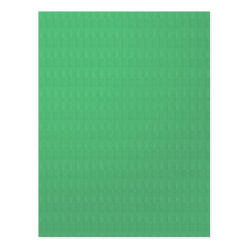 DIY Template GREEN Crystal Texture Add IMG TXT fun Post Cards