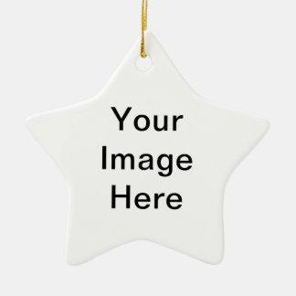 DIY Template Tee Shirts, GIFTS,Greetings, PostCard Christmas Ornament