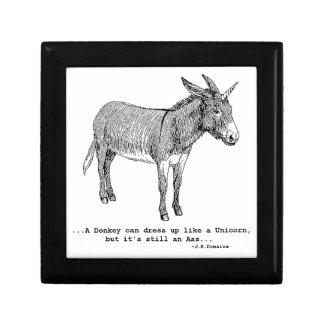 DIY UnicornDonkey ver1 Gift Box