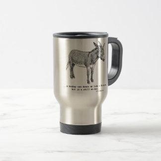 DIY UnicornDonkey ver1 Travel Mug