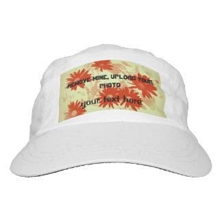 DIY women's woven performance hat