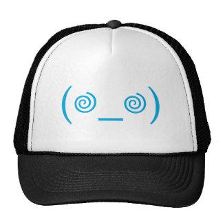 Dizzy in Light Blue Cap